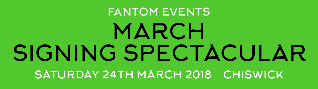 March Signing Spectacular