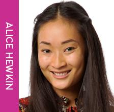 Alice Hewkin