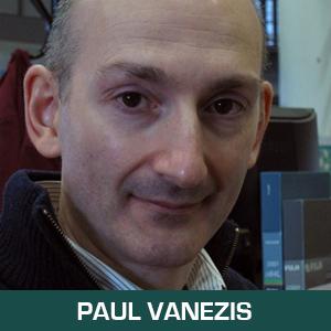 Paul Vanezis