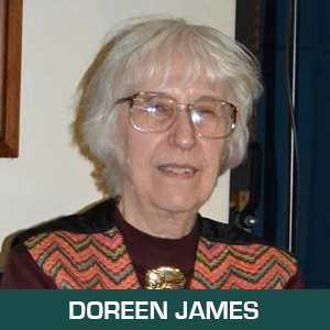 Doreen James
